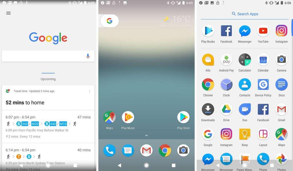 google-pixel-xl-review-2016-screenshot-home-menu
