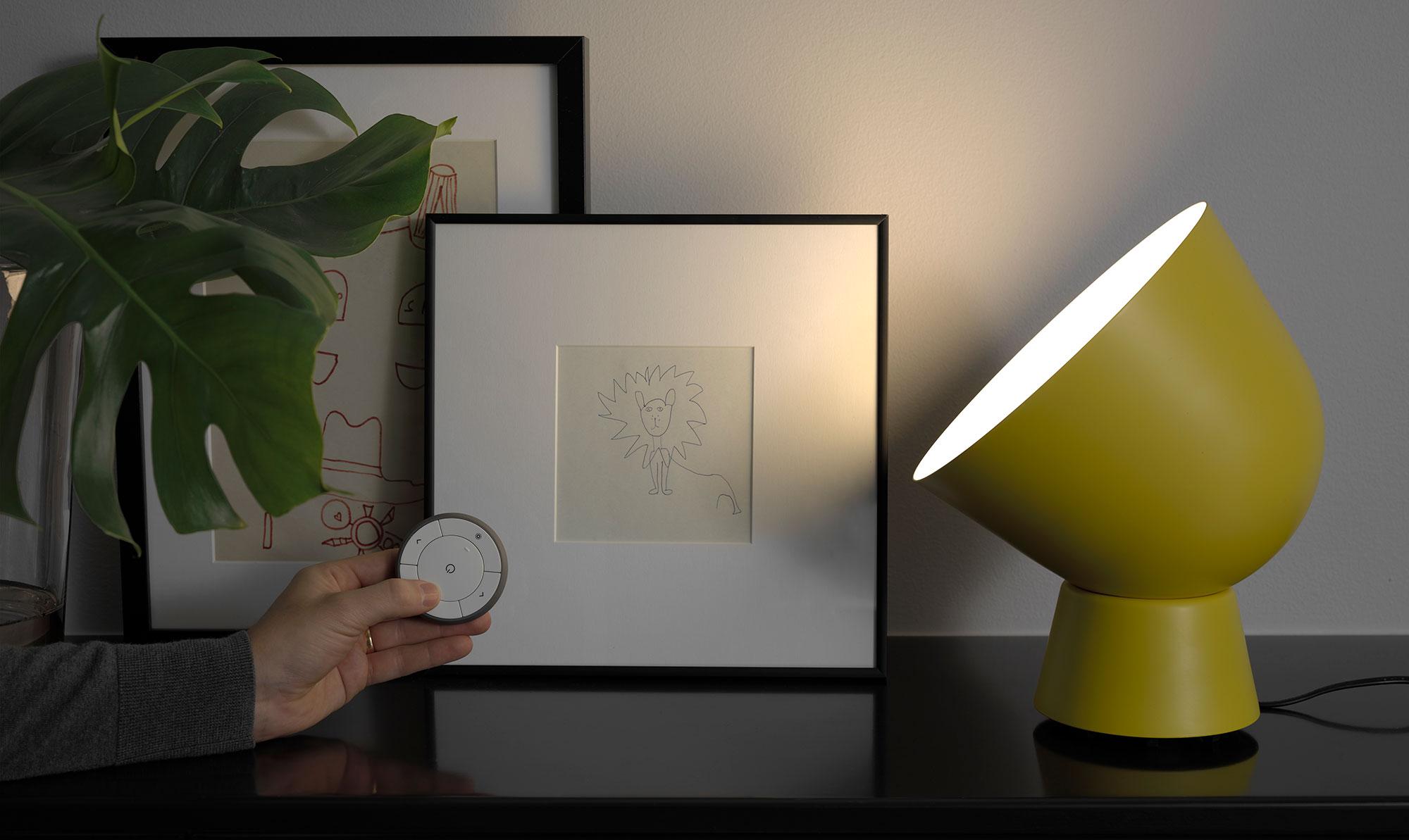 ikea 39 s smart lighting revolution begins slowly pickr. Black Bedroom Furniture Sets. Home Design Ideas