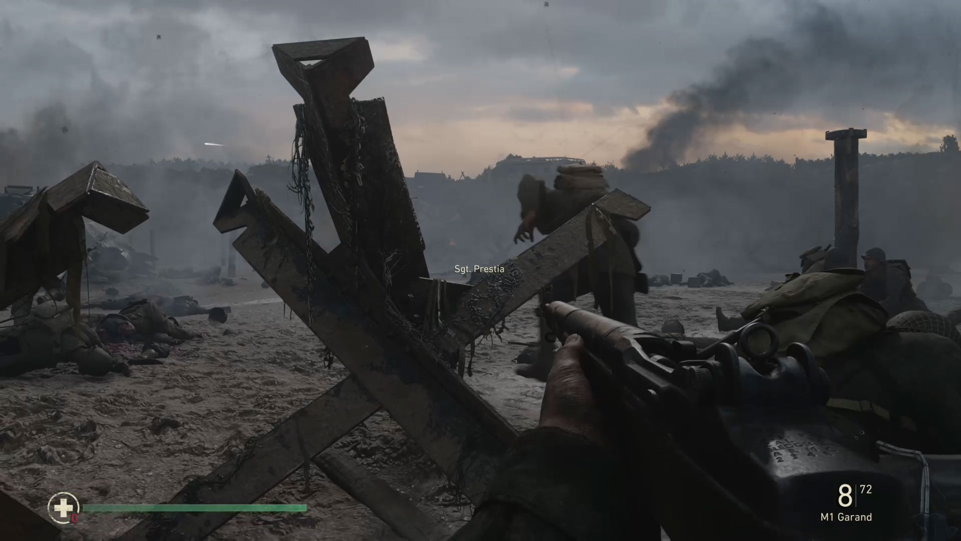 Review: Call of Duty: World War II (PS4, Xbox One, Windows)