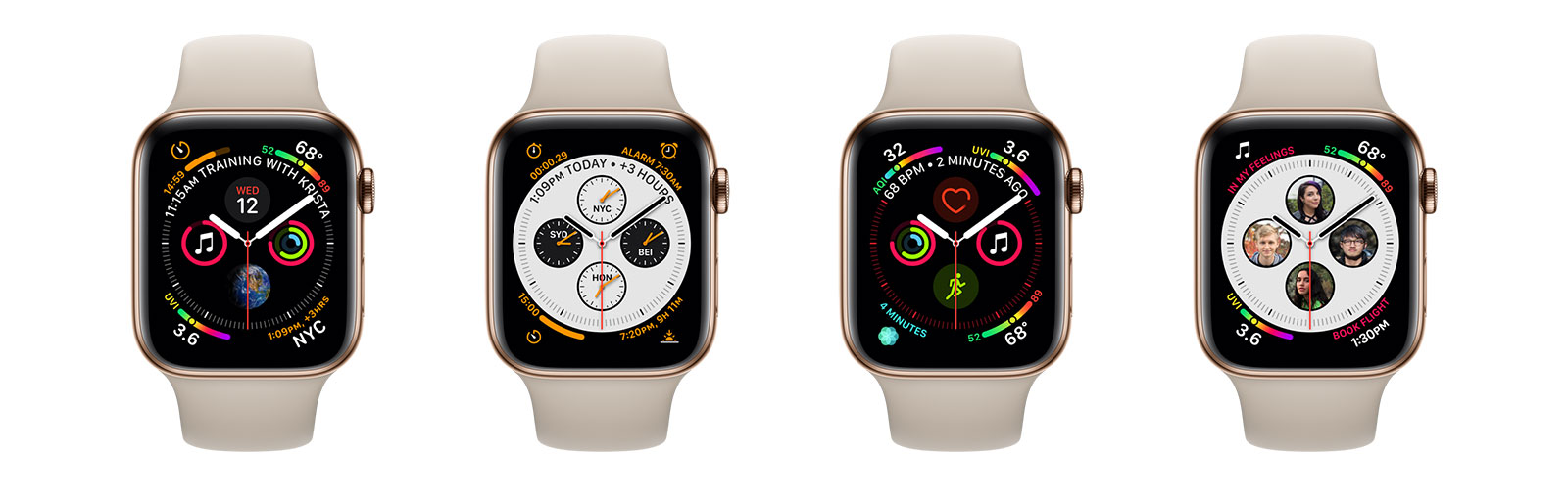 Apple Watch Series 4, 2018