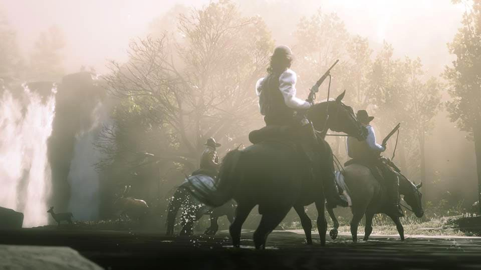 Cowboys go online as Red Dead beta launches