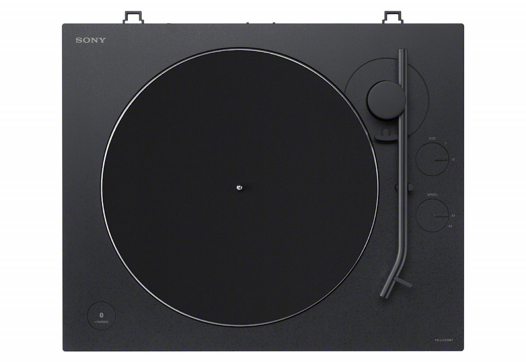 Sony PS-LX310BT Bluetooth record player launched at CES 2019