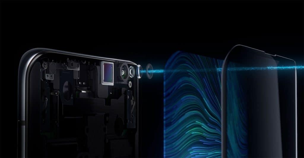 Oppo Under-Screen Camera (USC)