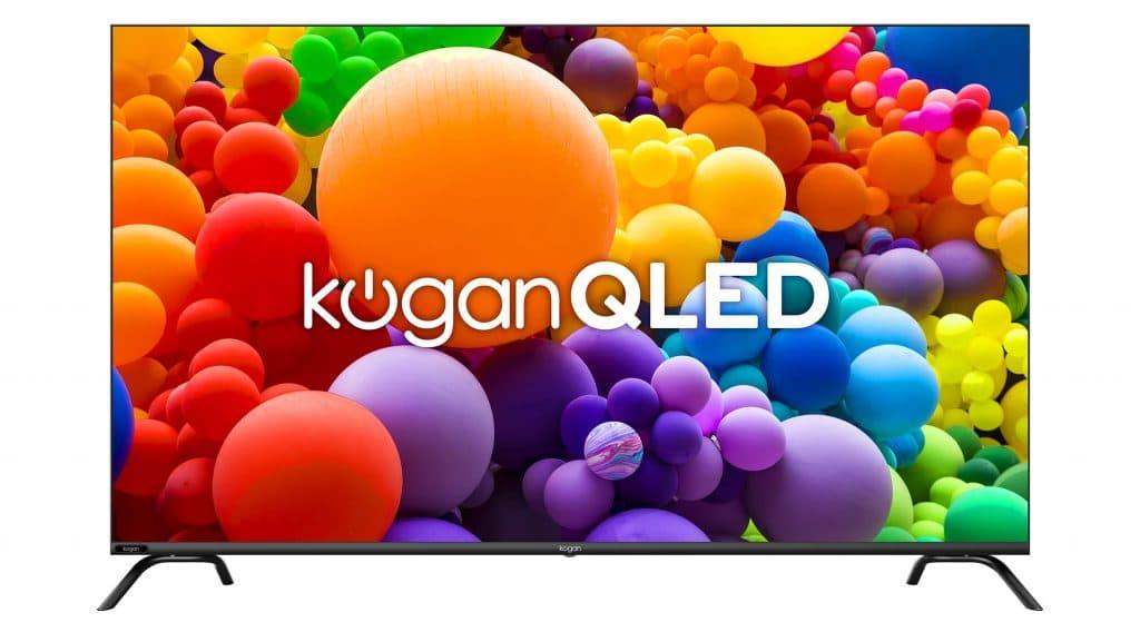 Kogan QLED TV