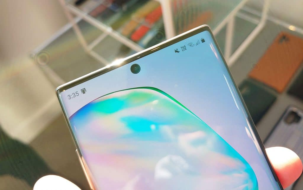 Hands on with the Samsung Galaxy Note10 range