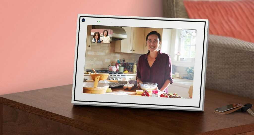 Facebook Portal smart screen