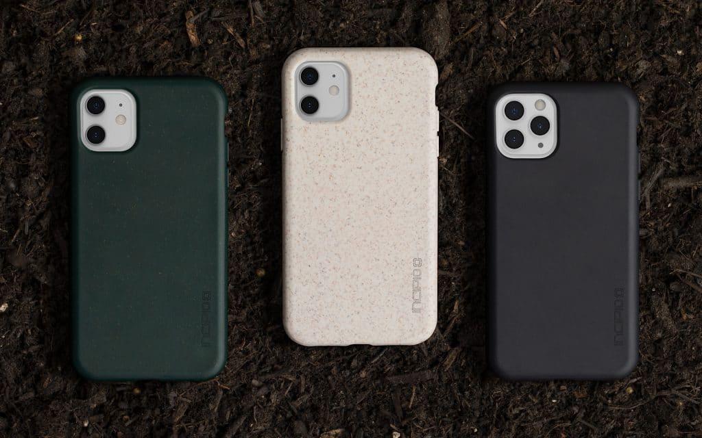 Incipio Organicore compostable phone cases