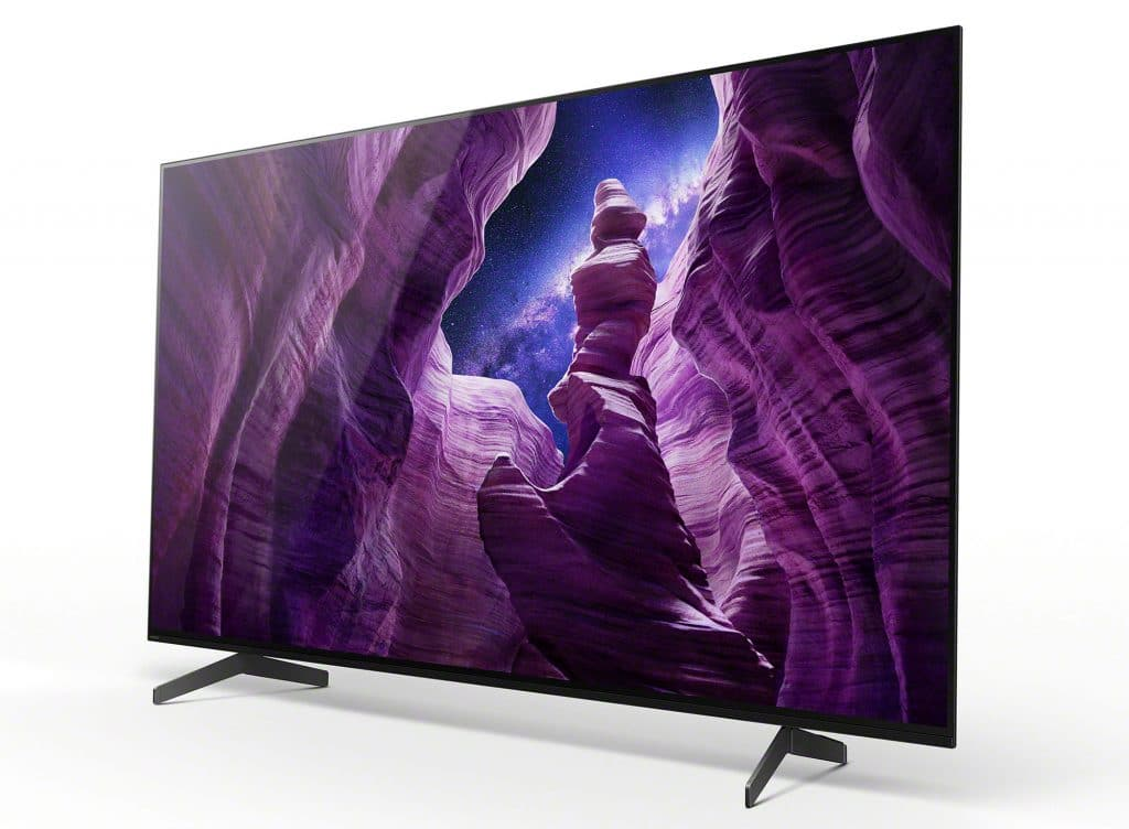 Sony A8H 4K OLED TV (CES 2020)