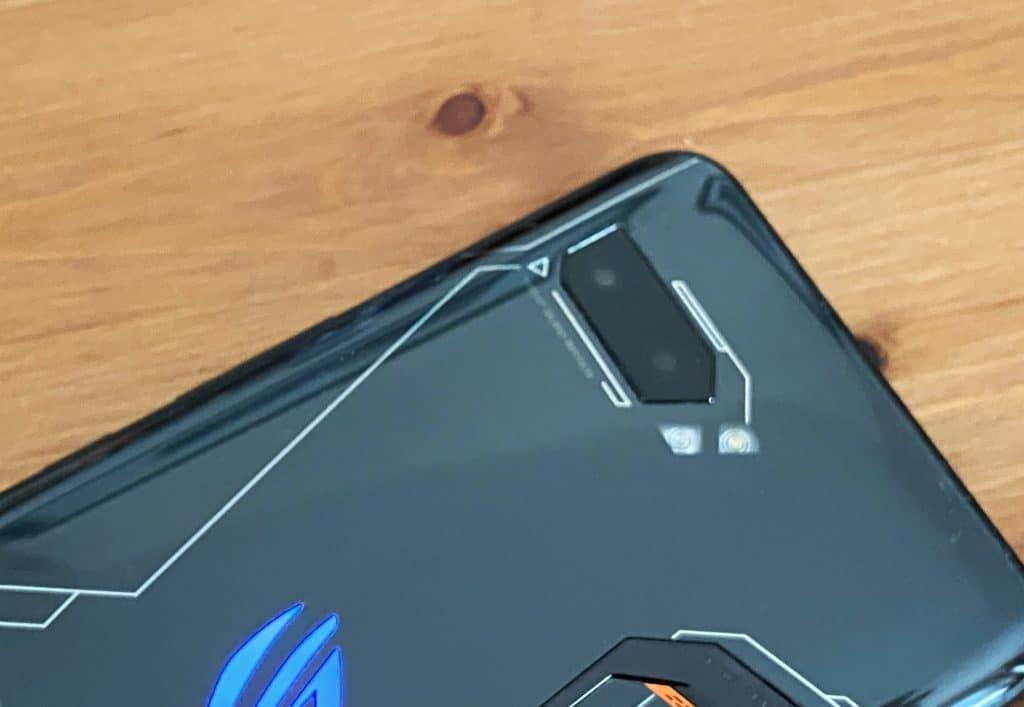 Asus ROG Phone II camera