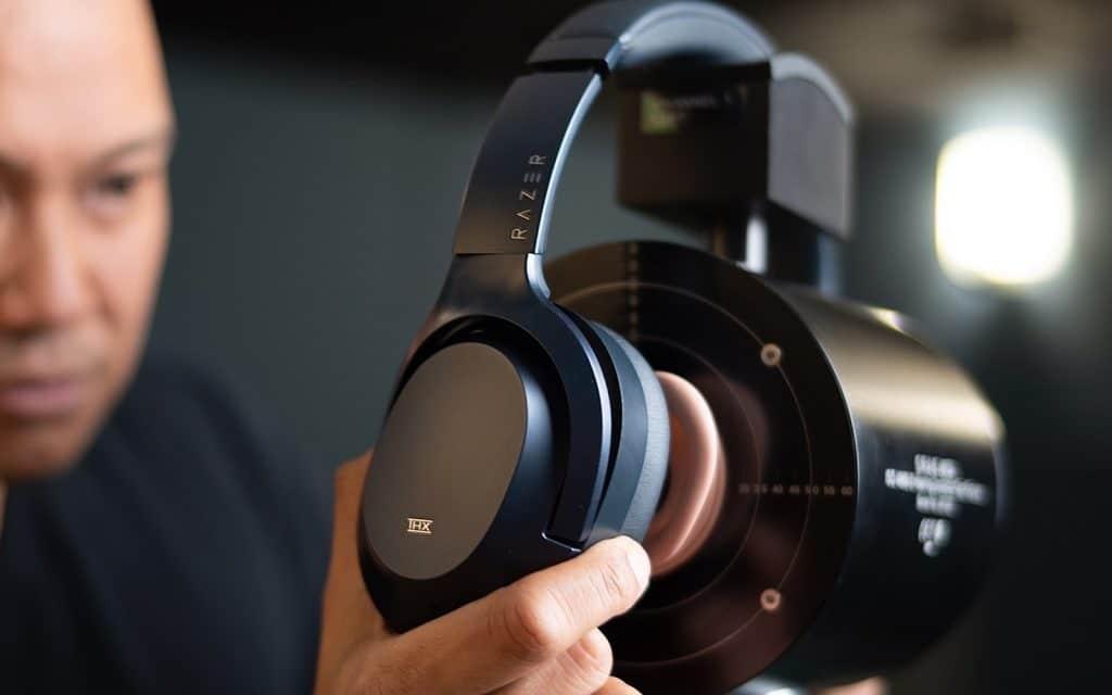Testing the Razer Opus THX wireless noise cancelling headphones