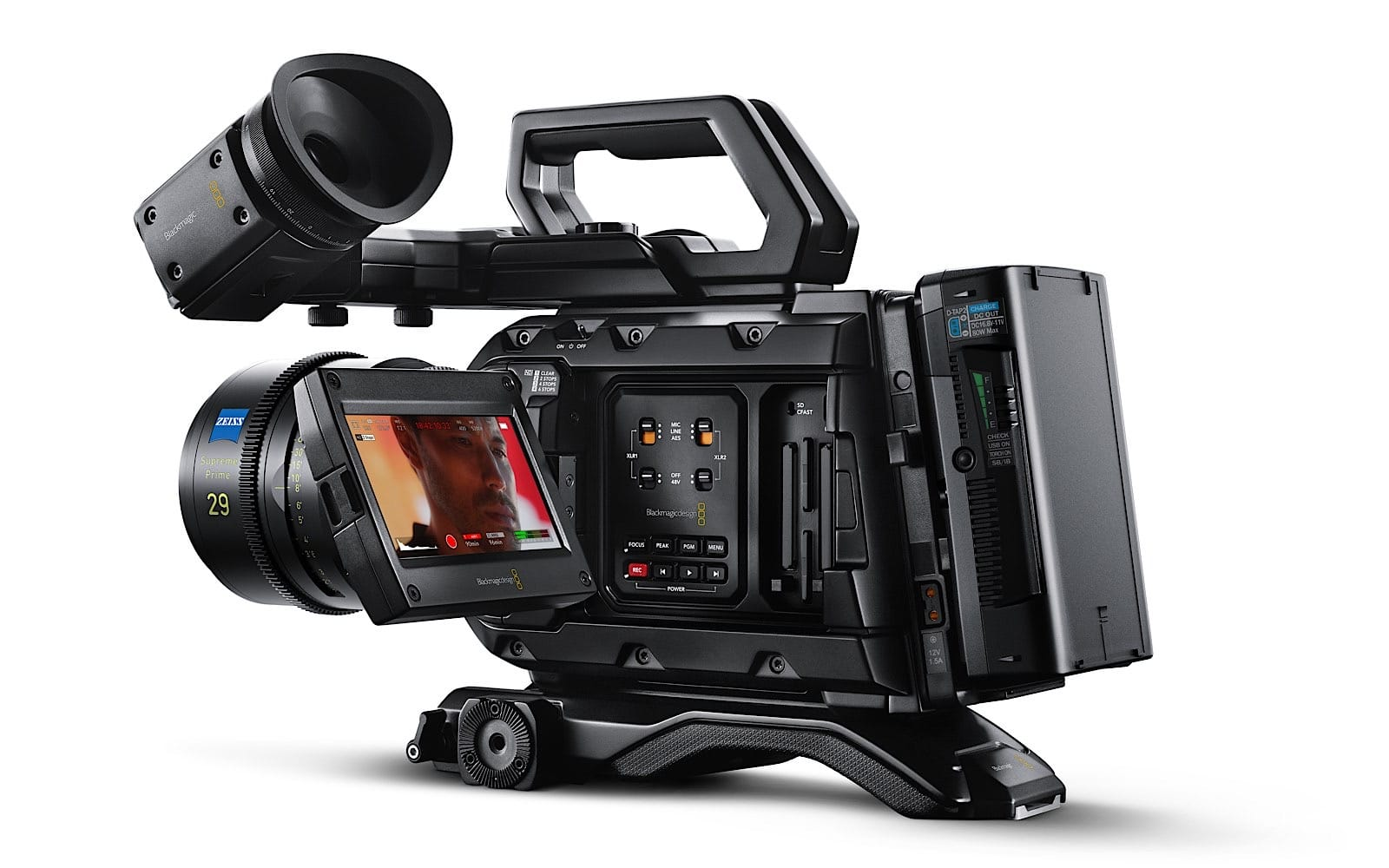 Blackmagic's 12K camera
