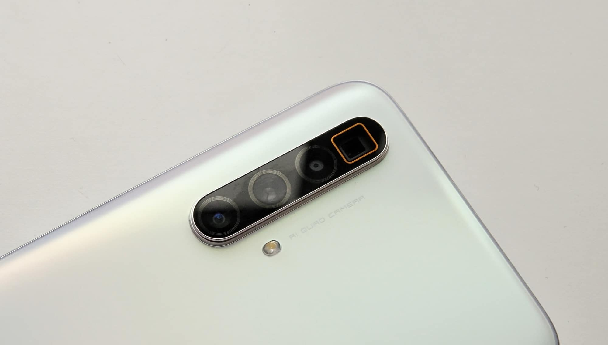 The camera on the Realme X3 SuperZoom