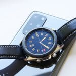 Samsung Galaxy Watch3 on the Samsung Galaxy S20+