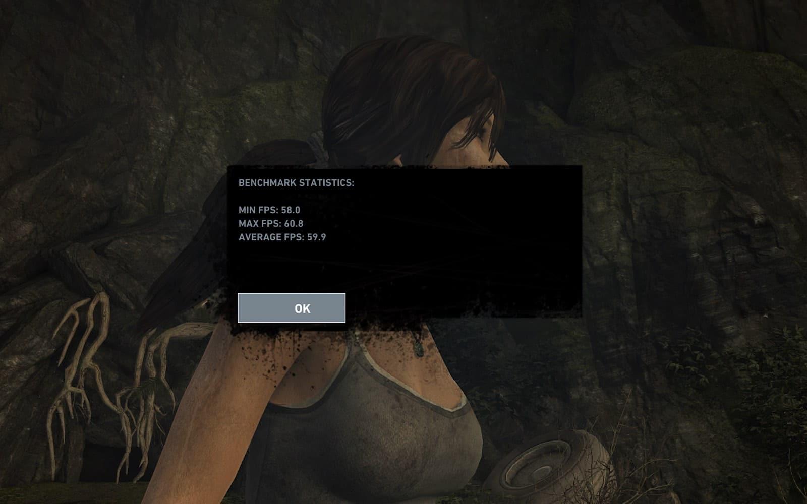Tomb Raider on the MacBook Pro M1