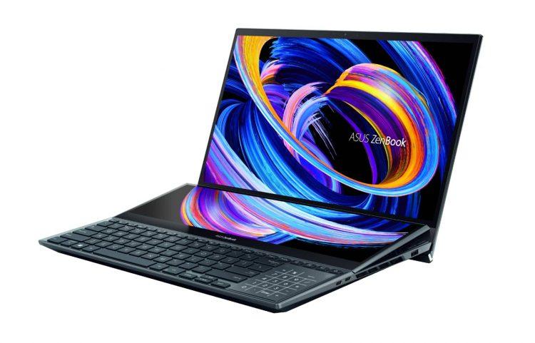 Asus ZenBook Duo range