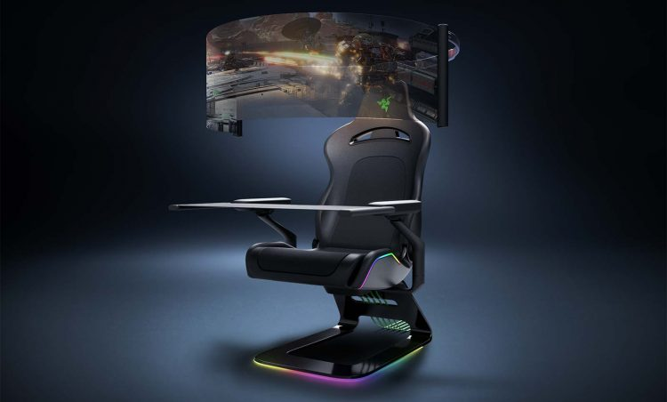Razer's Project Brooklyn at CES 2021