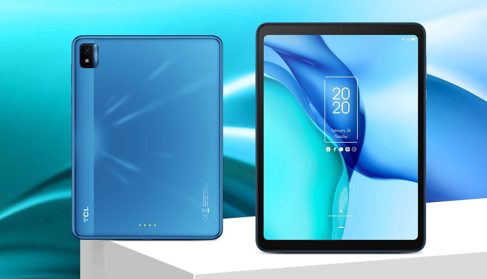 TCL's NxtPaper tablet at CES 2021