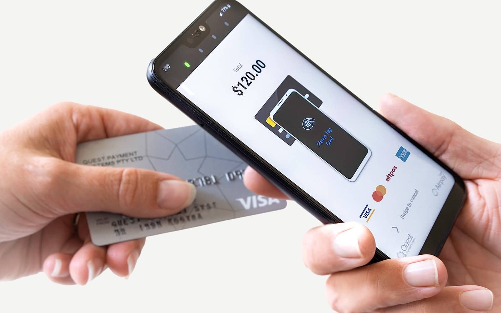 Quest Airpay TAP